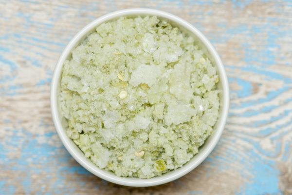 Salt Spring Sea Salt Jalapeño Lime Fleur de Sel