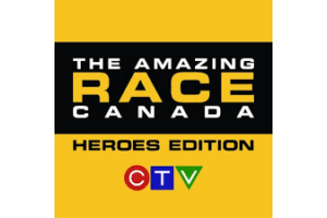 Amazing Race Canada Heroes Edition